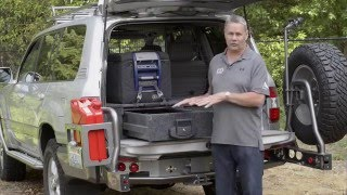ARB Outback Solutions Roller Drawers - A safe, secure and practical...