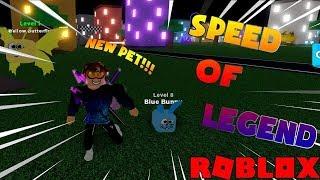 Roblox (LEGENDS OF SPEED) REVIEW CÁC KHU VỰC TRONG GAME