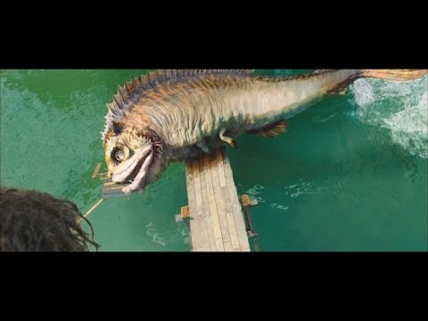 Journey To The West Clip - Fish Out Of Water