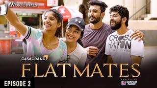 Flatmates   Episode 2   Tamil Web Series   ft Dipshi Blessy Akash Premkumar Karthik Baskar   JFW