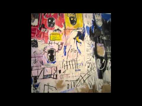 "Jean-Michel Basquiat ""Busted"" at GAGOSIAN GALLERY"