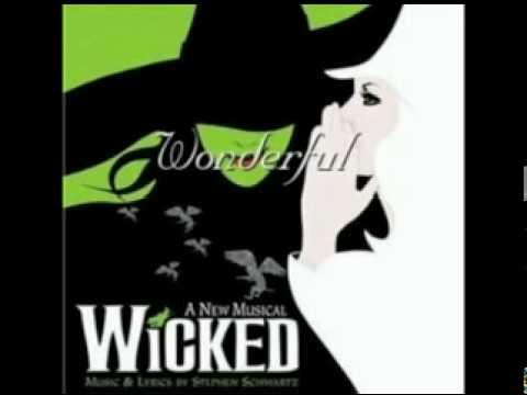 Wicked - Wonderful [Soundtrack Version]