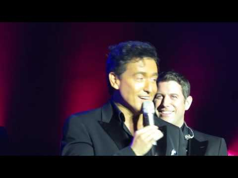Il Divo pick up lines - Hamburg 2016