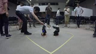 つくばロボットハッカソン02