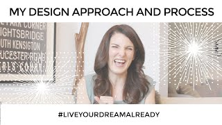 ★ My Design Thinking + Design Process ★ #LiveYourDreamAlready