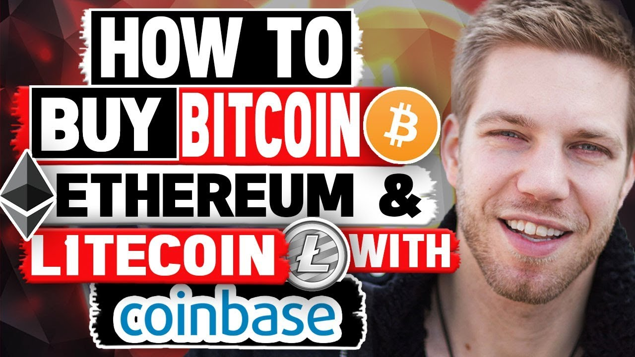 How to buy bitcoin ethereum litecoin with coinbase step by how to buy bitcoin ethereum litecoin with coinbase step by step tutorial ccuart Images