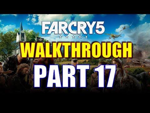 Far Cry 5 Walkthrough Part 17 - Sunrise Farm & U.S. Auto Cult Outposts