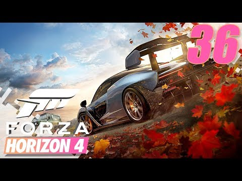 FORZA HORIZON 4 - Fortune Island! - EP36 (Gameplay Video) thumbnail