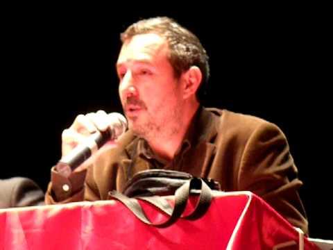Francesco Marino presenta la nuova stagione teatrale 2010 del comune di Cassano Allo Ionio 2