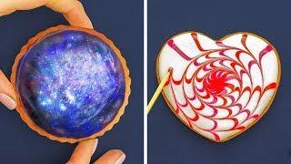 お菓子をかわいくデコレーション!21のアイディア