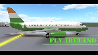 Fly Ireland | Roblox