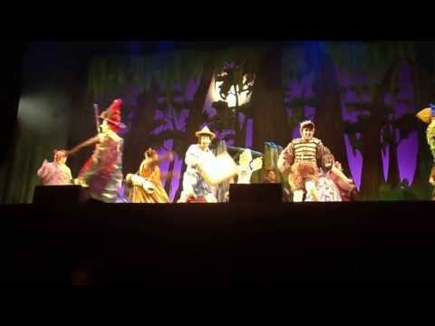 Story Of My Life - Shrek The Musical National Tour 2012-2013 - Tony Johnson as Pinocchio