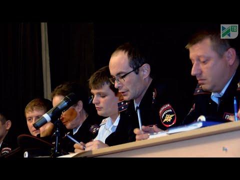 Полиция отчиталась перед жителями Ивантеевки