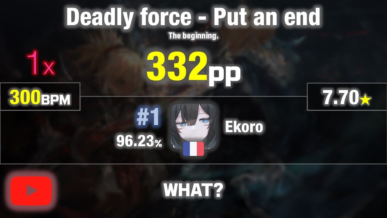 Download Ekoro   Noah - Deadly force Put an end [The beginning] 96.23%   NM 1❌ #1 - 332pp
