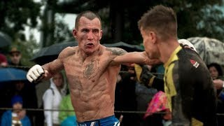 40 year old man vs Wild young Boxer, the Great Final !!!
