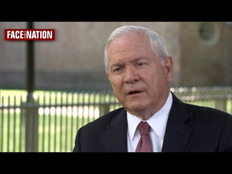 Full interview: Robert Gates, former defense secretary and CIA director