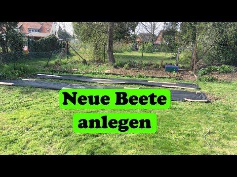 Bekannt Neue Beete anlegen - Aus Wiese wird ein Gemüsebeet - YouTube WK62