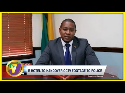 Hotel to Release CCTV Footage to Police   TVJ News - Oct 4 2021