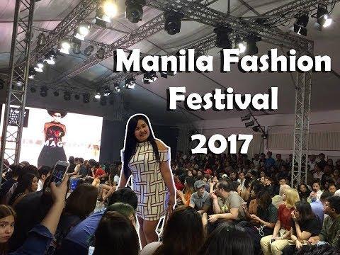 MANILA FASHION FESTIVAL 2017 I EDSA SHANGRI LA
