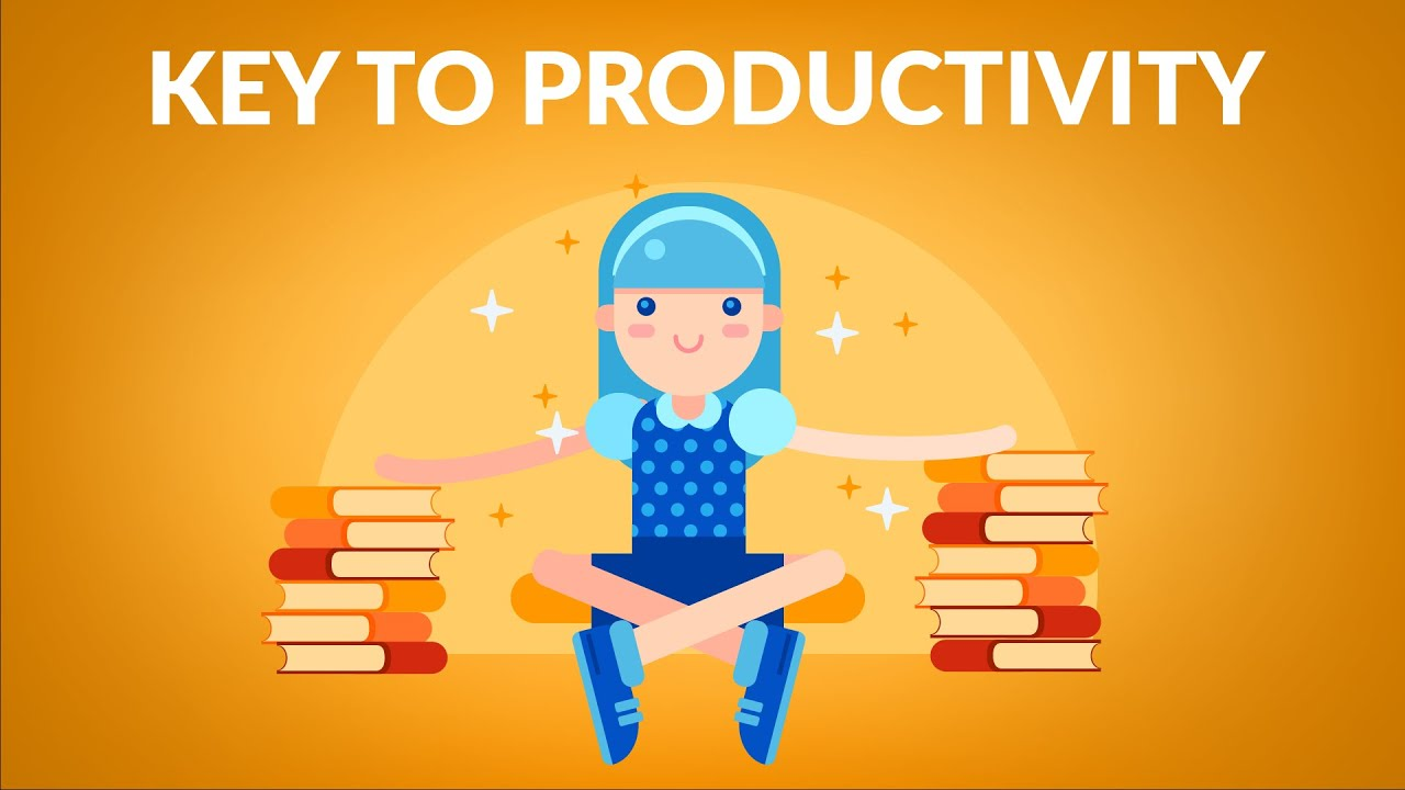 How to CONSISTENTLY Be Productive