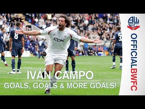 IVÁN CAMPO | Goals, goals and more goals!