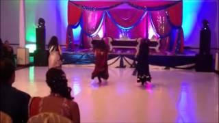 Mahroz & Tehmina Sangeet Part 2