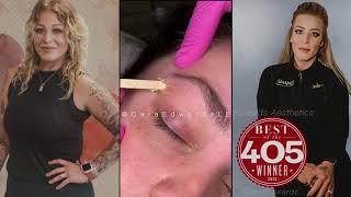 Eyebrow Shaping | Eyebrow Mapping |