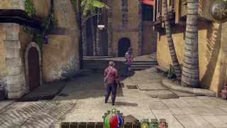 Legends of Aethereus gameplay HD