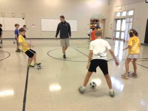 Soccer Lesson 1