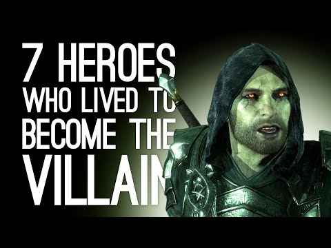 7 Heroes Who Lived Long Enough to Become the Villain (Part 3)