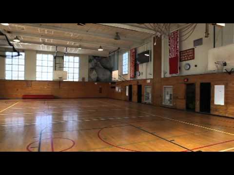 Wellesley High School - The 1938 Building