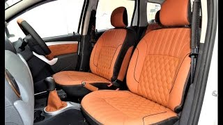 Renault Duster Car Seat Covers Designs | Duster interior Accessories