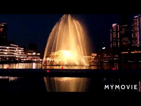 Water Dance   Dubai Mall   The Dubai Fountain