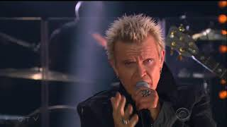Billy Idol: White Wedding (the late late show with james corden)