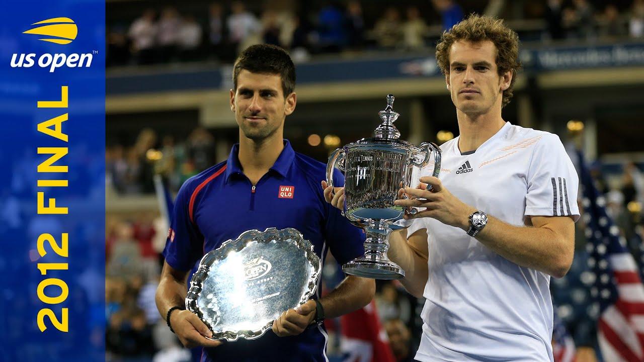 Andy Murray vs Novak Djokovic Full Match | US Open 2012 Final