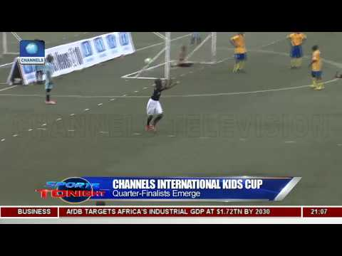 Channels Int'l Kids Cup Participants Relish Moment As Quarter Finalists Emerge Pt2