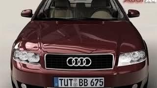 3D Model of Audi A4 Review