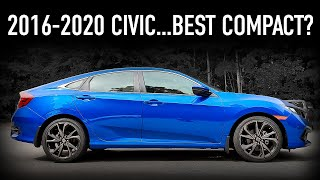 2019 Honda Civic Sport Sedan...Would You Buy It?