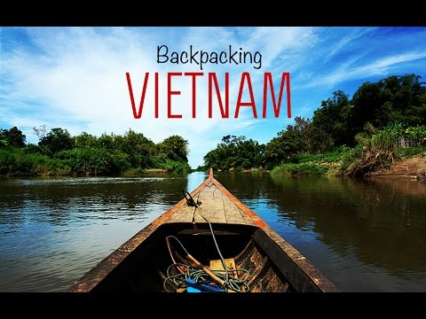 Backpacking Adventure in Vietnam | Hanoi - Ho Chi Minh (Hai Van Pass) | Travel