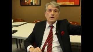 Ющенко: Путин страшно боится двух вещей!