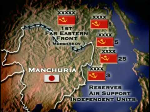 410 Battlefield II The Battle of Manchuria World War II