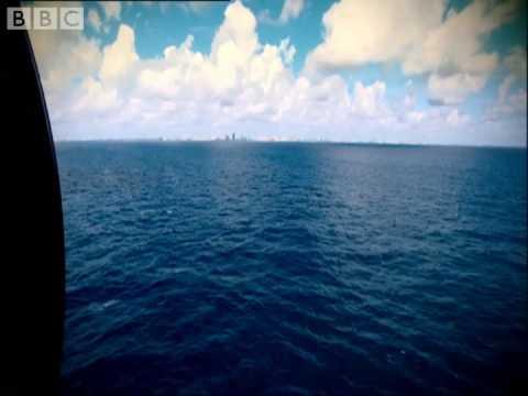 Difficult rescue missions in the Bermuda Triangle - BBC