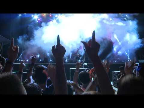 DJ SlimV - Lễ hội Âm nhạc Quốc tế Gió Mùa – Monsoon 2015