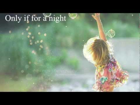 Only If For A Night - Florence And The Machine (lyrics)