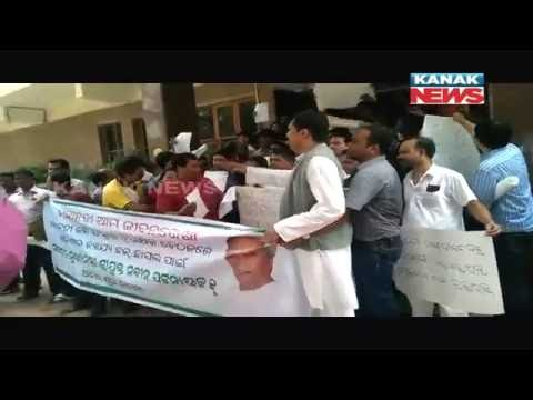Tri-Party Meeting: Pravasi Odias Welcome Naveen Patnaik In Delhi