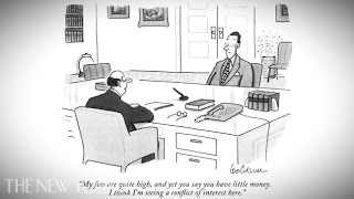 The Cartoon Lounge: Conflict of Interest - S2 EP4 - The New Yorker
