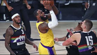 LA Lakers vs Denver Nuggets Game 4 Highlights Full Game Highlights | West Finals - NBA Playoffs