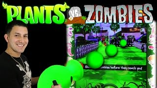 PLANTS vs ZOMBIES: The Last Stand JACKPOT! - Arcade Ticket Game