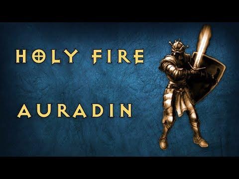 Diablo 2: The best Auradin build? Holy Fire Dragon paladin build