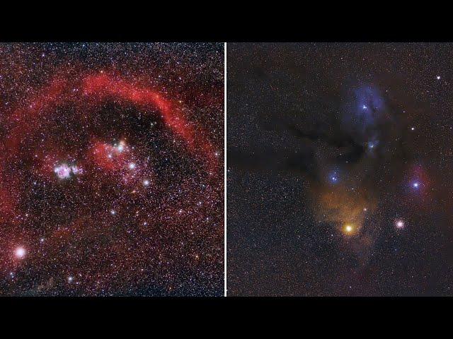 КАК фотографировать КОСМОС? | АСТРОФОТОГРАФИЯ: Звезды, туманности, планеты